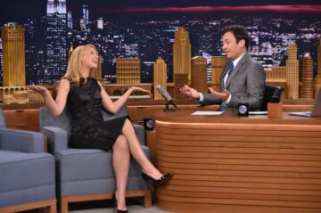 Claire Danes Tonight Show Starring Jimmy Fallon