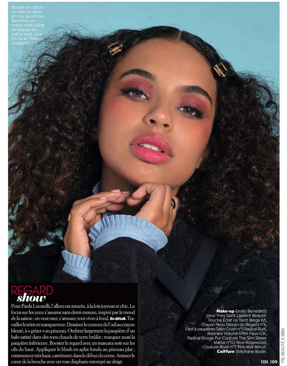 Clara Marz Paola Locatelli Biba Magazine September