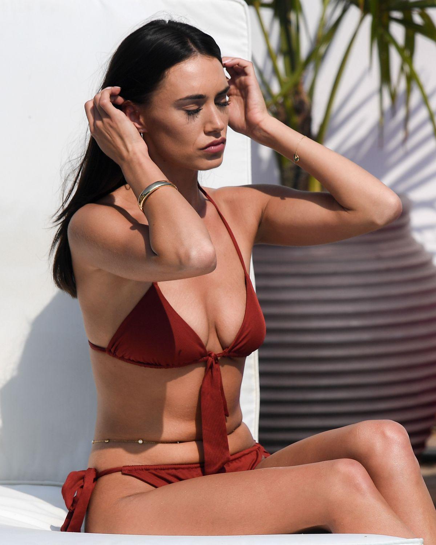 Clelia Theodorou Bikini Set Towie Essex