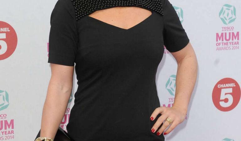 Coleen Rooney Tesco Mum Year Awards London (11 photos)