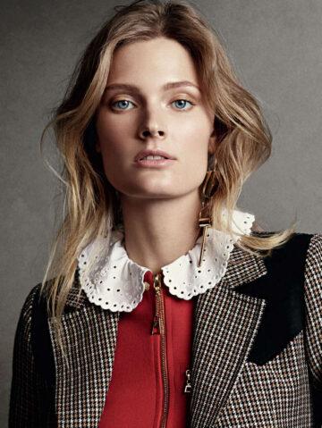 Constance Jablonski Christian Macdonald Photoshoot For Vogue Australia