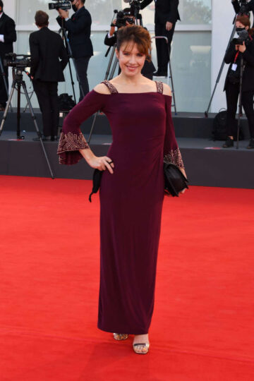 Cristina Parovel 77th Venice Film Festival Opening Ceremony