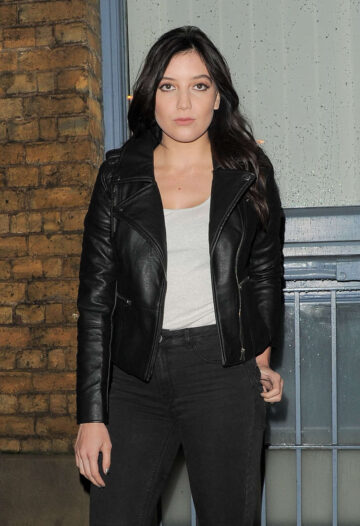 Daisy Lowe Set American Eagle Commercial London