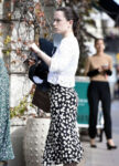 Daisy Ridley Out About London