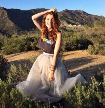 Dani Thorne Nasty Gal Princess Photoshoot