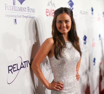 Danica Mckellar 20th Annual Fulfillment Fund Stars Benefit Gala Beverly Hills