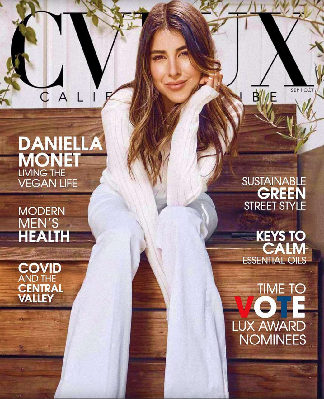 Daniella Monet Cvlux Magazine September