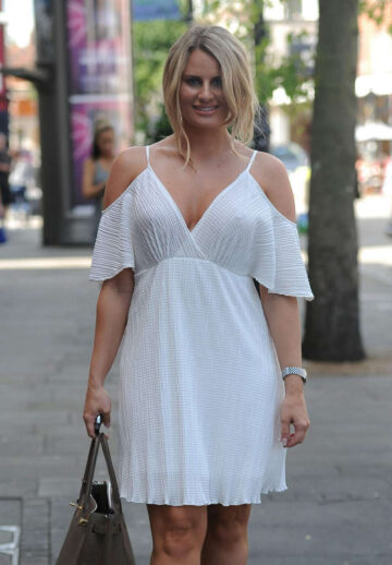 Danielle Armstrong Set Of Towie Essex
