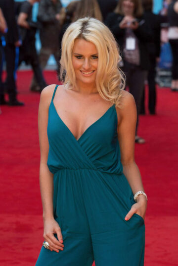 Danielle Armstrong What If Premiere London
