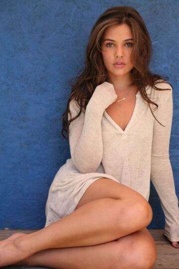 Danielle Campbell Lorenzo Hodges Photoshoot