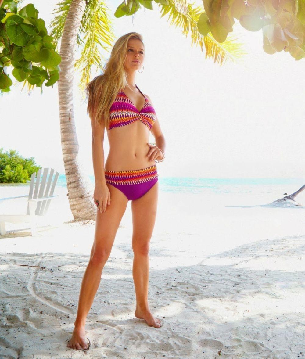 Danielle Knudson Bare Necessities Swimwear 2014 Collection