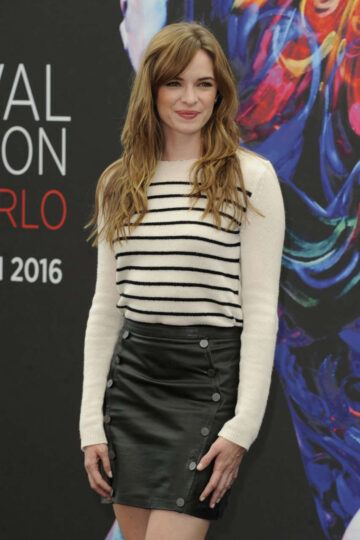 Danielle Panabaker Flash Photocall 56th Monte Carlo Television Festival