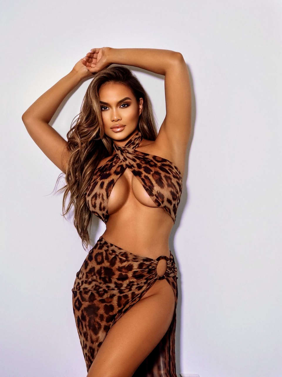 Daphne Joy For Collection La Muse By L Animal Swimwear