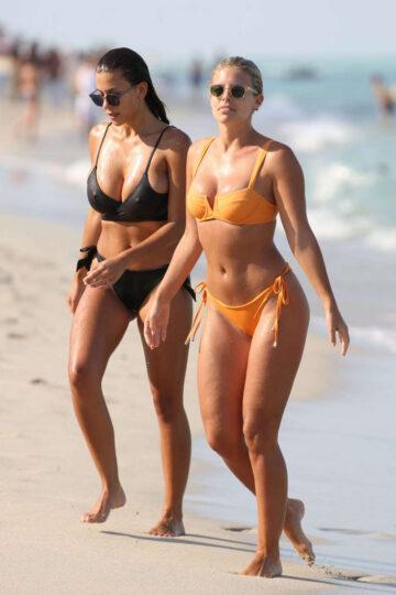 Devin Brugman Natasha Oakley Bikinis Miami Beach