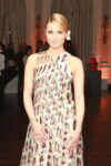 Dianna Agron Art Production Funds White Glove Gone Wild Gala New York
