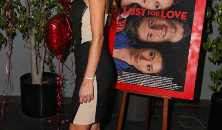 Dichen Lachman Lust Love Premiere Los Angeles (2 photos)