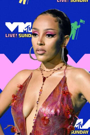 Doja Cat 2020 Mtv Video Music Awards
