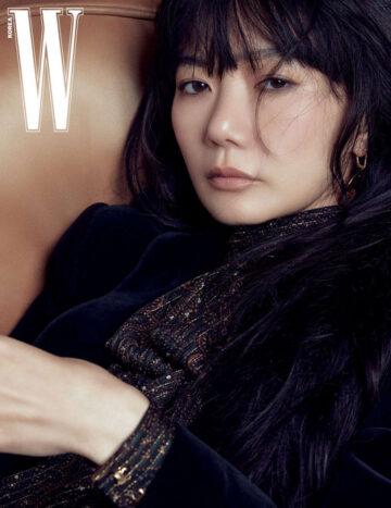 Doona Bae Lw Magazine Korea September