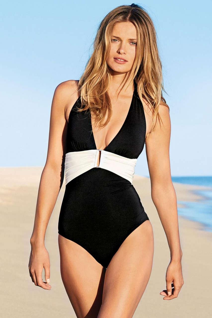 Edita Vilkeviciute Next Swimwear Summer 2014 Colection
