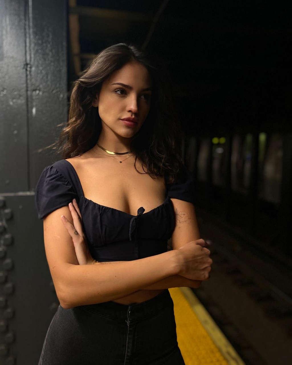 Eiza Gonzalez For Hollywood Reporter