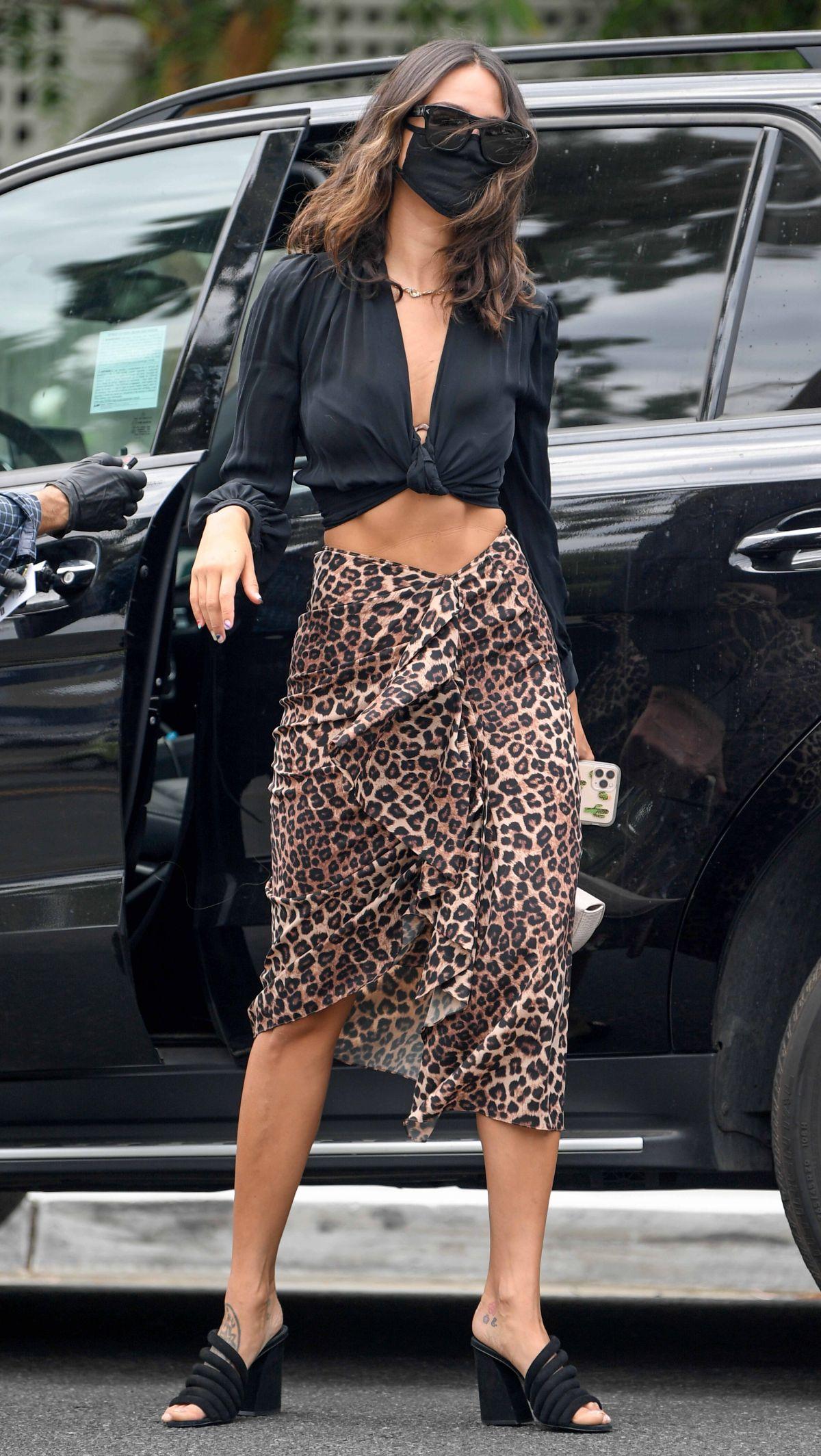 Eiza Gonzalez Out Los Angeles