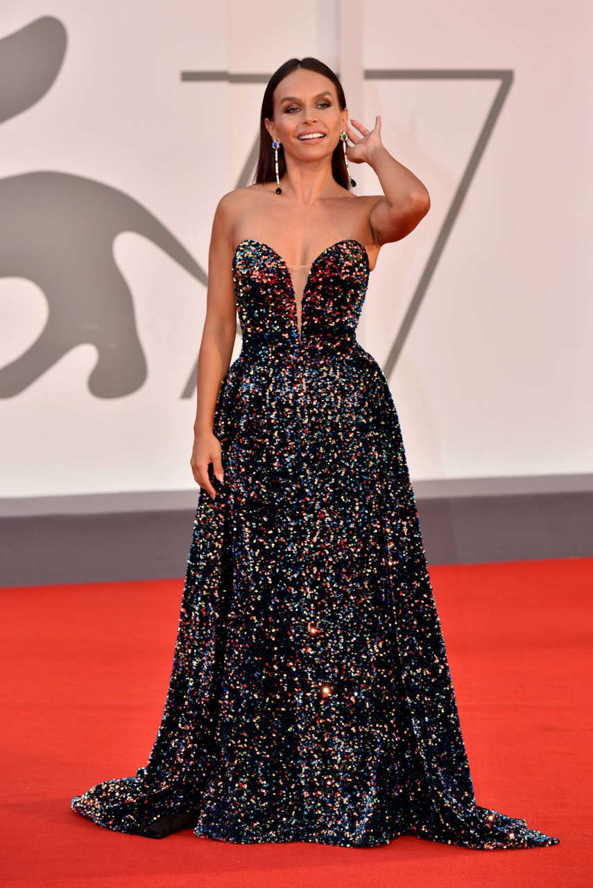 Eleonora Petrella New Order Premiere 2020 Venice Film Festival