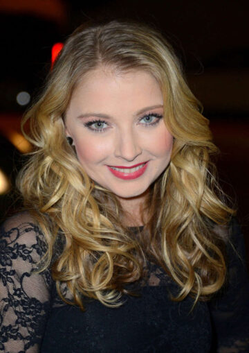 Elisabeth Harnois Cbs 2012 Fall Premiere Party Hollywood