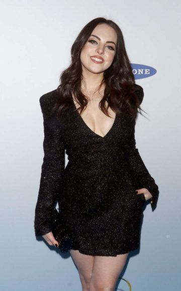Elizabeth Gilliea My Big Fat Greek Wedding 2 Premiere New York