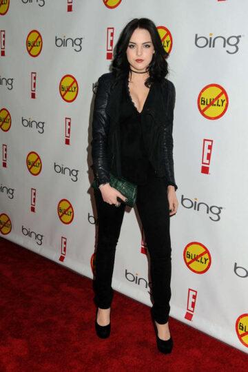 Elizabeth Gillies Bully Premiere Los Angeles