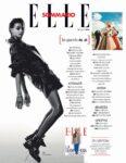 Ella Balinska Elle Magazine Italy August
