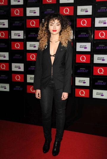 Ella Eyre Xperia Access Q Awards London