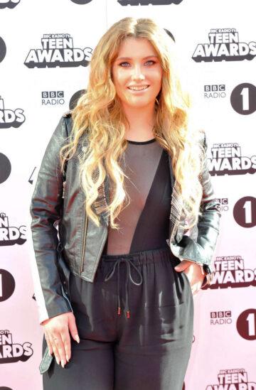 Ella Henderson Radio One Teen Awards Wembley Arena London