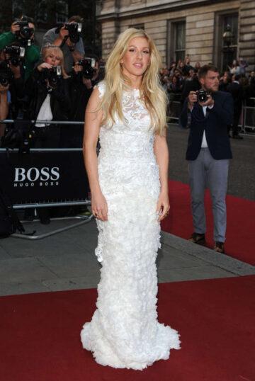 Ellie Goulding 2014 Gq Men Year Awards London