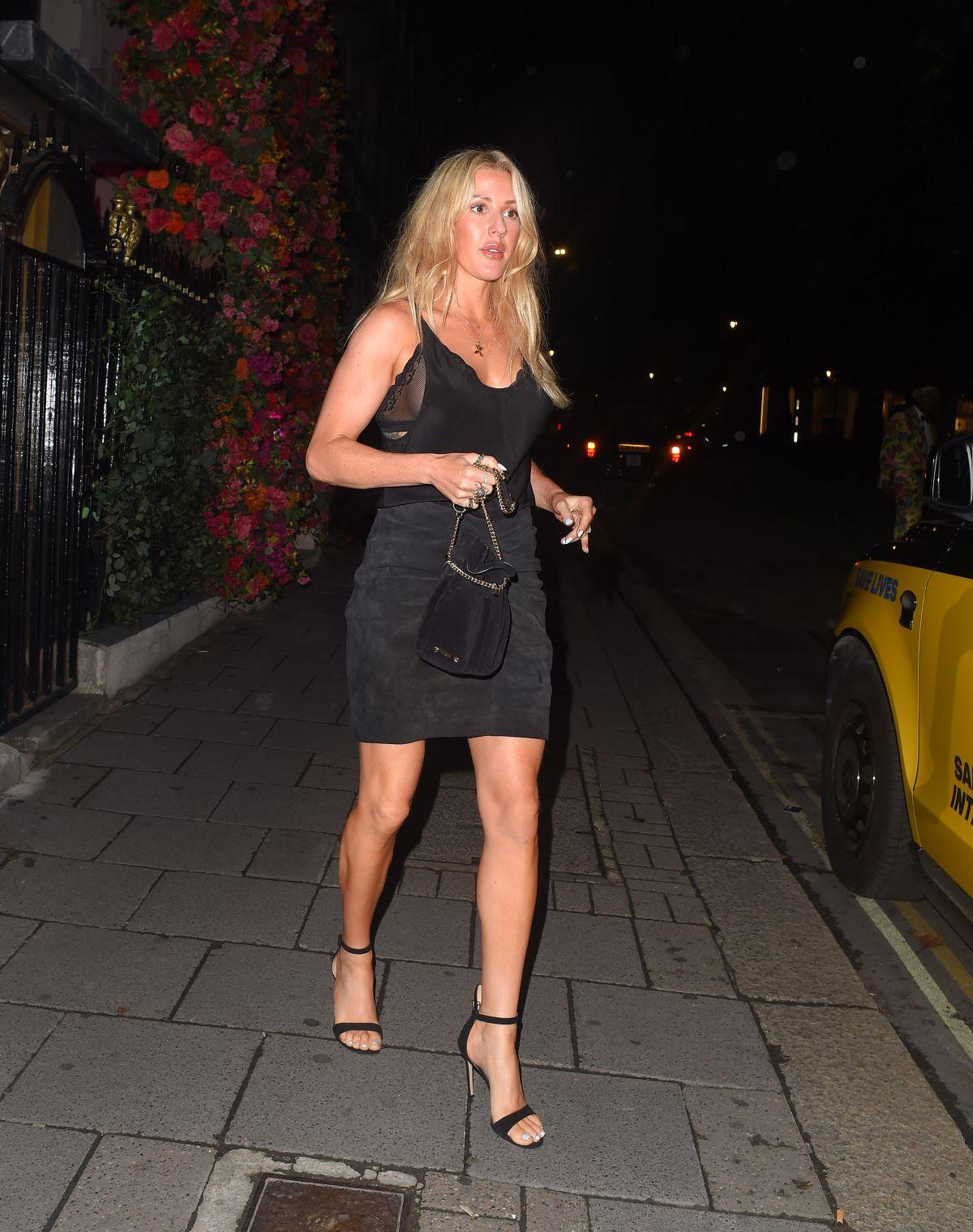 Ellie Goulding Annabels London