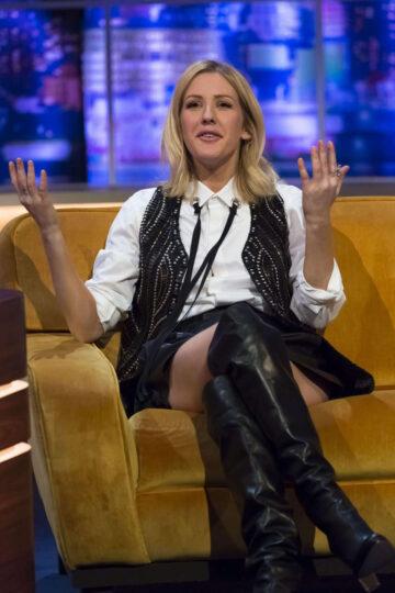 Ellie Goulding Jonathan Ross Show London