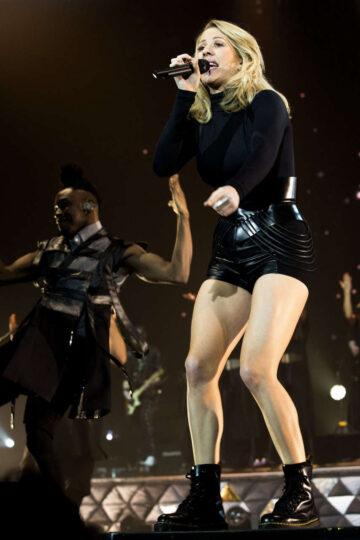 Ellie Goulding Performs Capital Fm Arena Nottingham