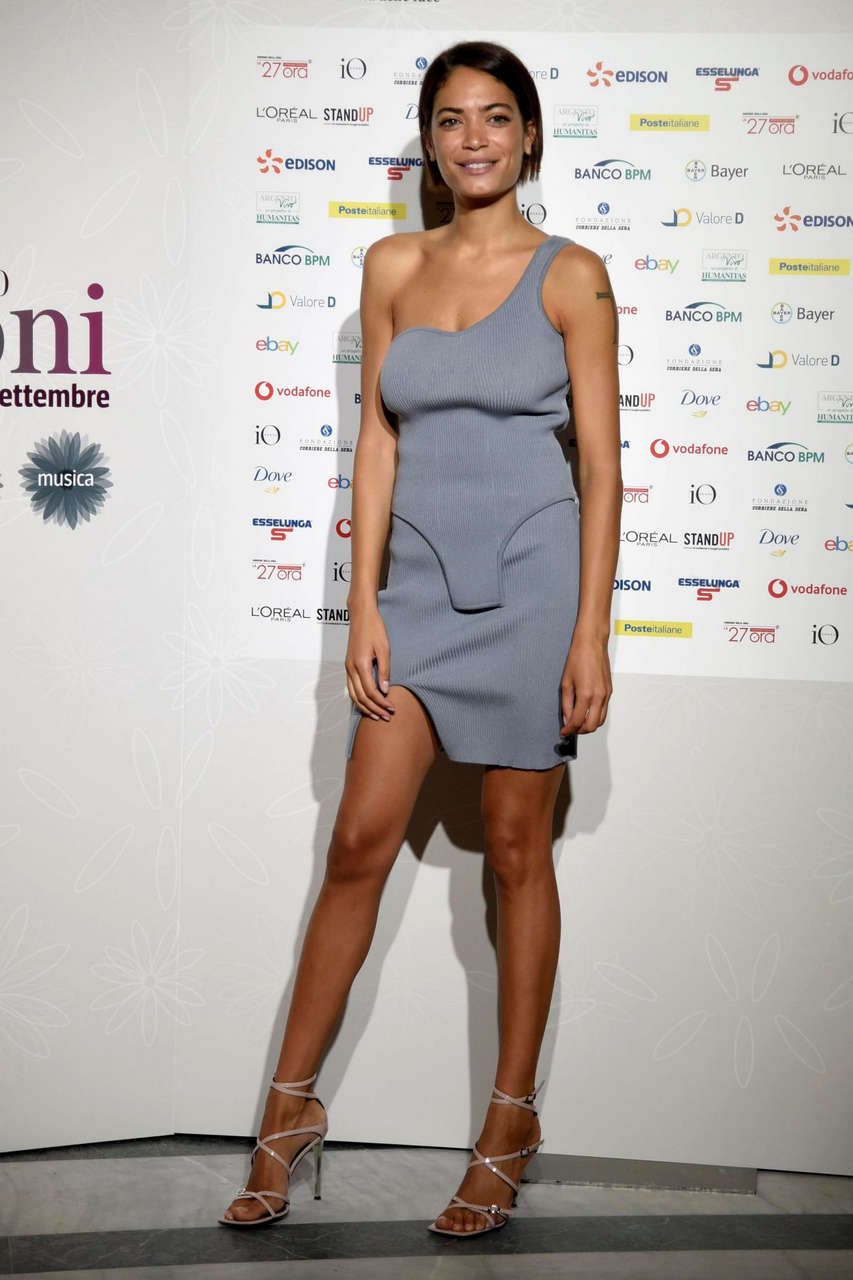 Elodie Time Of Women Event Milan