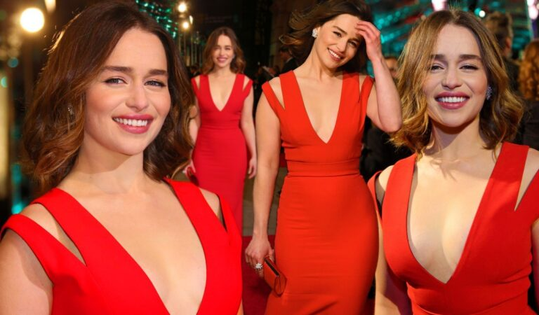 Emilia Clarke (2 photos)
