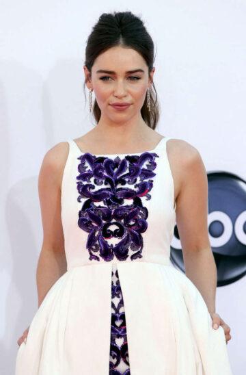 Emilia Clarke 64th Primetime Emmy Awards Los Angeles