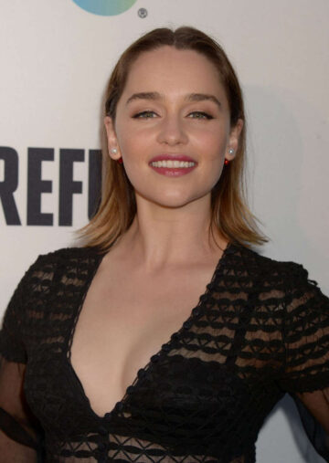 Emilia Clarke Annenberg Space For Photography Presents Refugee Century City