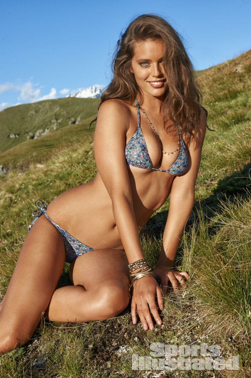 Emily Didonato Sports Illustrated 2014 Swimsuit Issue