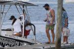 Emily Ratajkowski Boat Long Island