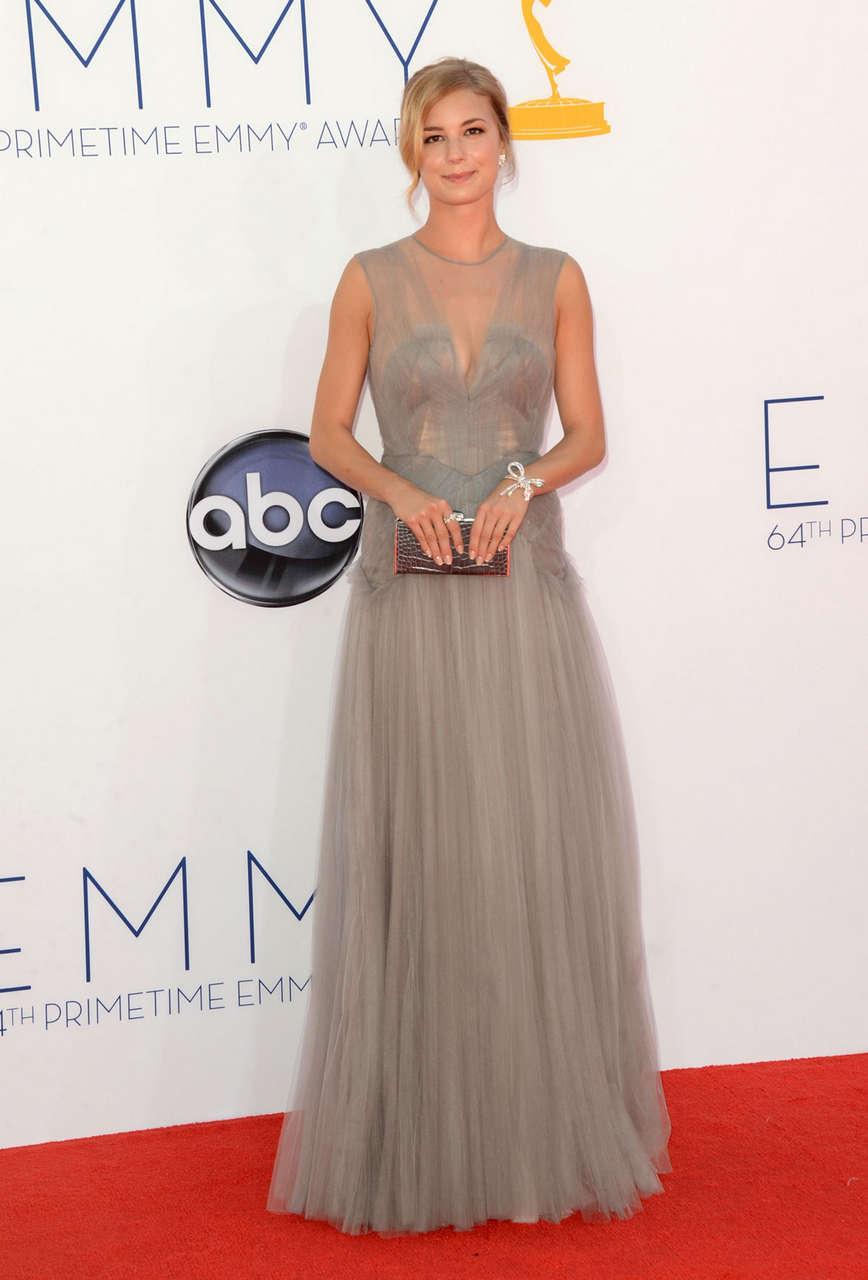 Emily Vancamp 64th Primetime Emmy Awards Los Angeles