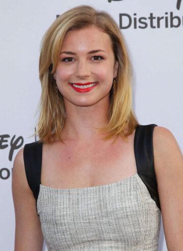 Emily Vancamp Disney Media Networks International Upfronts California