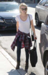 Emma Roberts Out About Melrose