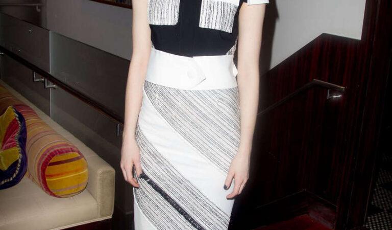 Emma Stone Birdman Unexpected Virtue Ignorance Special Luncheon New York (11 photos)