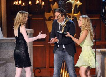 Emma Stone Spike Tvs 6th Annual Guys Choice Awards Los Angeles