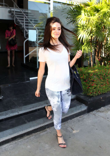 Emmy Rosssum Out Shopping West Hollywood