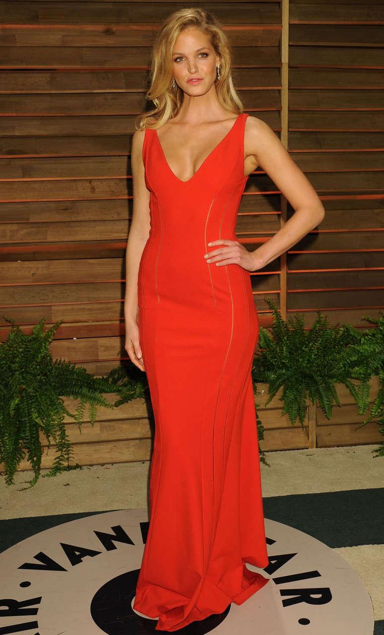 Erin Heatherton Vanity Fair Oscar Party Hollywood