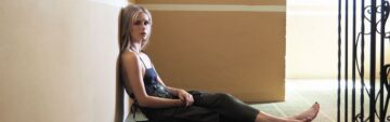 Erin Moriarty Lwho What Wear Magazine September